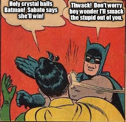 Crystal Ball Meme - meme creator holy crystal balls batman sabato says she