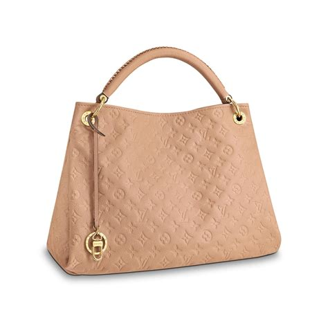 Louis Viton artsy mm monogram empreinte leather handbags louis