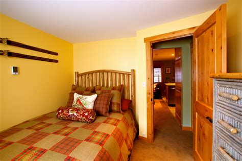 mountain condo decorating ideas mountain ski condo traditional bedroom seattle by am interior design
