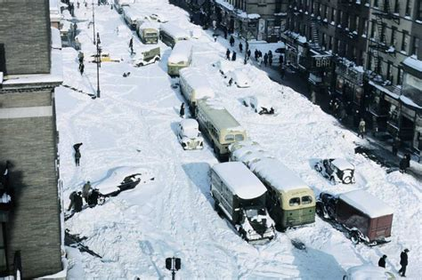 worst snowstorm in history a look back at nyc s 10 biggest snowstorms nymag