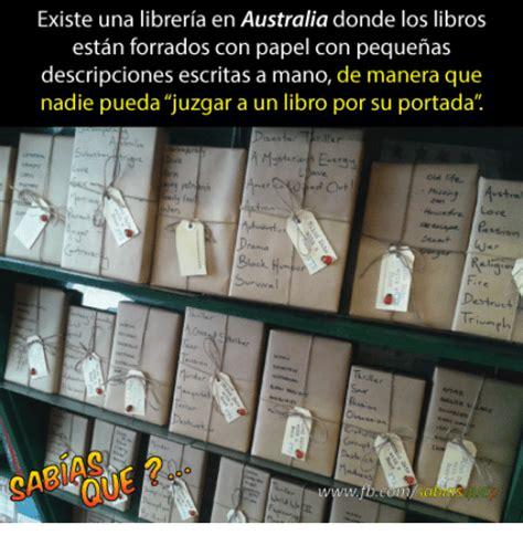libro sorpresa dnde estan los existe una libreria en australia donde los libros estan forrados con papel con pequenas