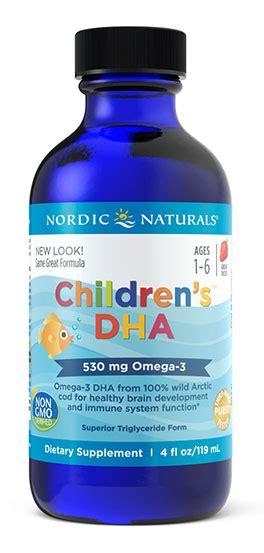 Sale Nordic Children S Dha Strawberry 237ml nordic naturals children s dha liquid