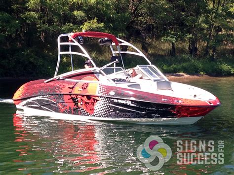 custom boat graphics pictures watercraft signs for success