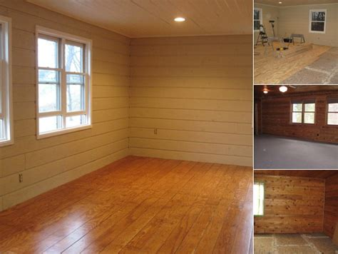 Garage Floor Paint Plywood Remodelaholic Amazing Plank Look Plywood Flooring Tutorial