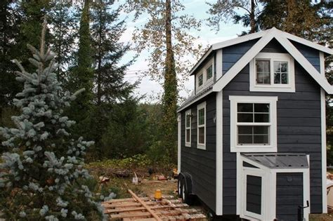 tiny home builders oregon tiny heirloom luxury homes on wheels
