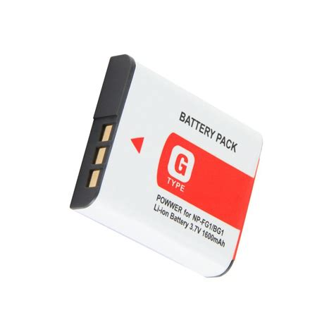 Sonynp Bg1 1 cybershot battery np bg1 charger