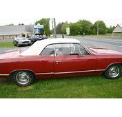 Sell Used 1967 Chevelle Malibu Convertible 283 In