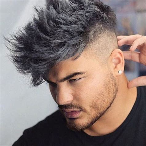 color for men hair color ideas for men to try this year express your style
