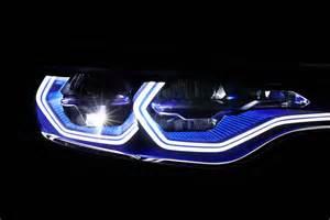 Bmw Lights Bmw Puts On Laser And Oled Light Show At Ces