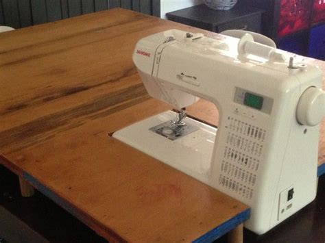 Simple Sewing Machine Cabinet Plans