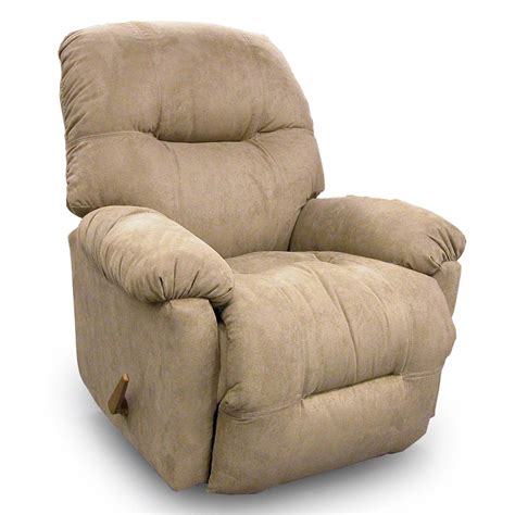 Recliner Furniture by Best Home Furnishings Recliners Wynette Swivel Rocking Reclining Chair Hudson S