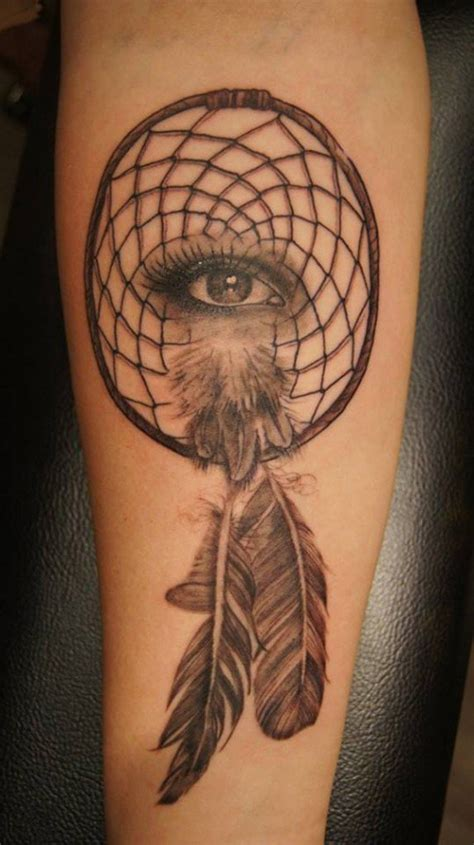 50 beautiful dream catcher tattoo for women incredible snaps