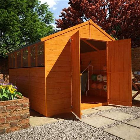 Wrap Insulation Shed by How To Insulate A Shed Shed Garden Buildings Direct
