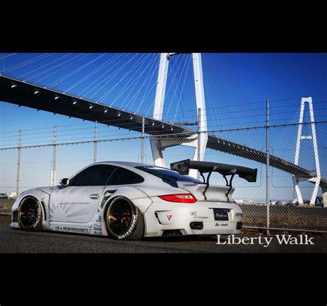 Porsche Works by Liberty Walk Lb Performance Porsche 997 Works 911 Kit