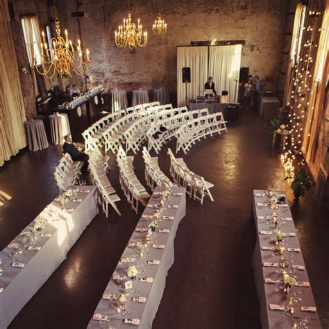 layout wedding ceremony cool practical venue a whimsical wedding in brooklyn