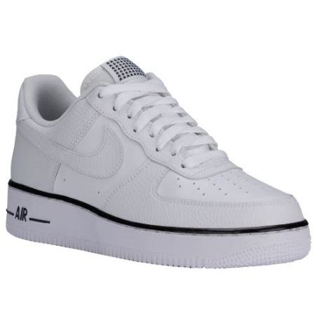 Sepatu Nike Airforce One For White Casual nike white air 1 nike air 1 low s basketball shoes white black white sku