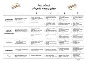 Rubric For Research Paper 2nd Grade by Best Photos Of 2nd Grade Writing Rubric Template 2nd Grade Writing Rubric Second Grade