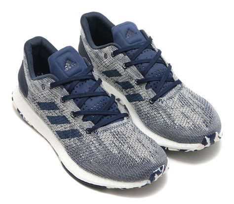 adidas pure boost dpr adidas pure boost dpr night indigo mid grey sneaker bar