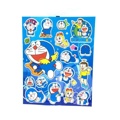 Stiker Doraemon 3 doraemon stickers 10pieces end 3 22 2018 8 15 pm