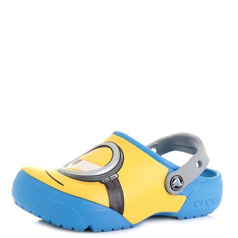 Promo Sandal Crocs Minions boys crocs funlab minions clogs sandals shu size ebay