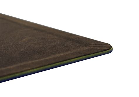 green leather desk pad green vintage desk pad distressed mat for an antiqued