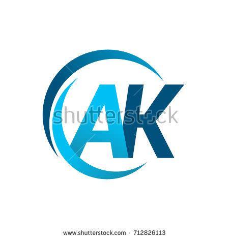 Ak Letter Wallpaper