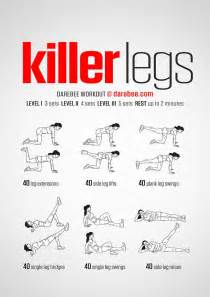 the 25 best killer leg workouts ideas on
