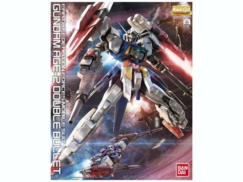 Mg Age 2 Gundam Bullet 1 100 mg gundam age 2 bullet by bandai hobbylink japan