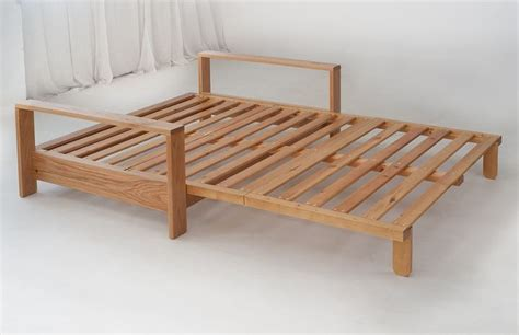 wooden sofa bed frame futon beds convertible sofas sofa sleepers and futon