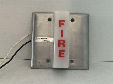 Alarm Notifier notifier nws 24 firealarms tv jjinc24 u8ol0 s