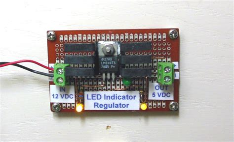 Regulator Bor tracks across nevada a simple voltage regulator