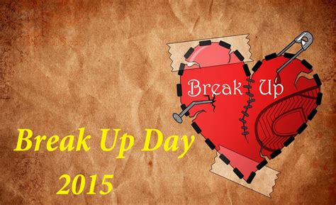 Whatsapp Wallpaper Breakup | break up day status quotes sms images messages happy