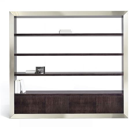 Office Bookcase by Office Bookcase With Stainless Steel