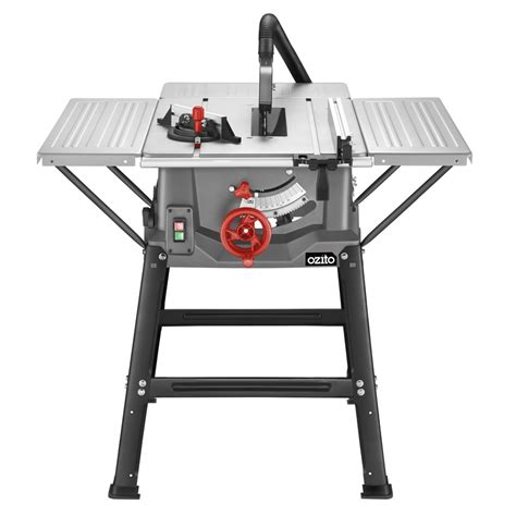 bench saw bunnings ozito 250mm 2000w saw table bunnings warehouse