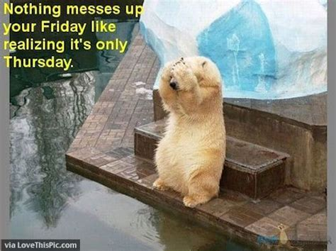It S Messed Up Funny - nothing messes up your friday like realizing its thursday