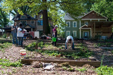 Community Garden Atlanta by Barrel Archives Westview Atlanta Westview Atlanta