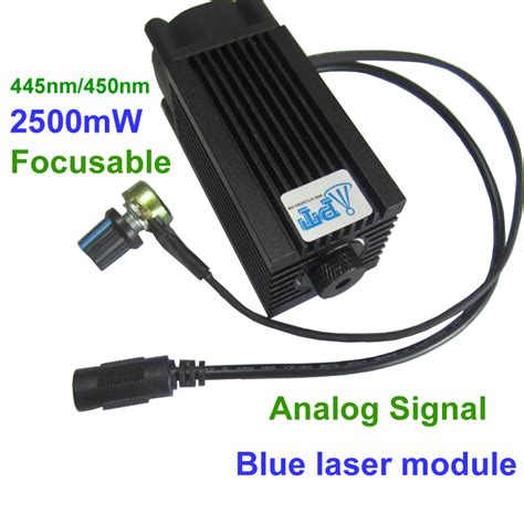 laser diode engraver diy cnc 2500mw 2 5w 450nm focusable blue laser module diode laser cutting engraving carving