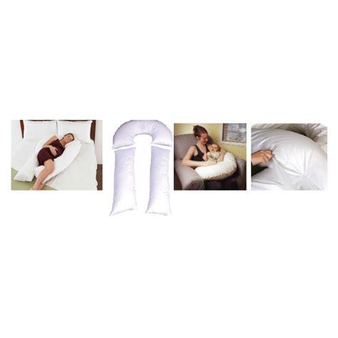 comfort u pillow case moonlight slumber comfort u total body pillow with with