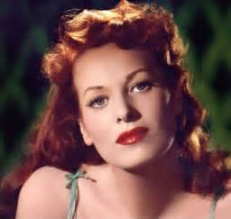 actresses of color pdx retro 187 archive 187 maureen o hara is 91 today