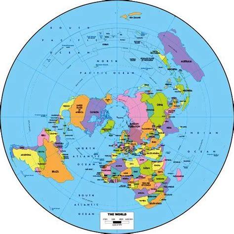 ezekielrapture detailed flat earth map update