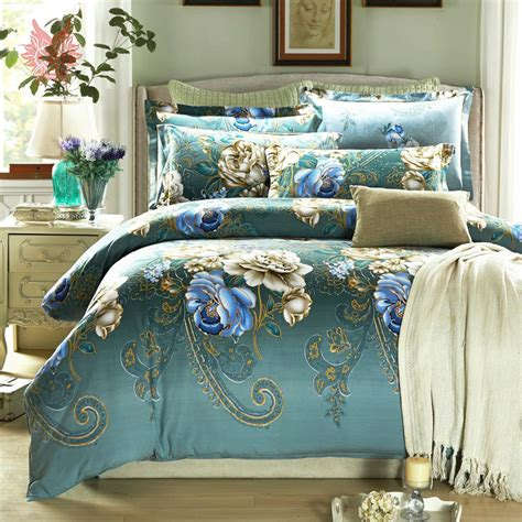 28 best christmas comforter sets green floral print