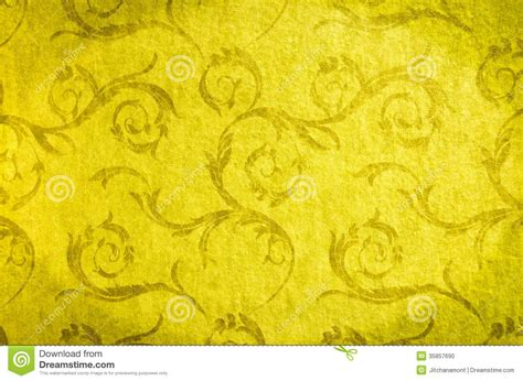 gold vintage pattern background classic wallpaper seamless vintage pattern on gold
