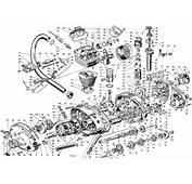 Auto Neurotic Fixation Ducati 250 GT Single Schematic