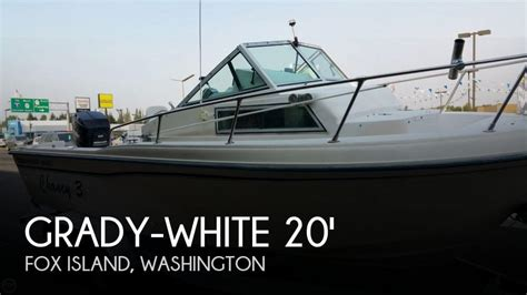 used grady white boats for sale in washington grady white 204 overnighter boats for sale boats