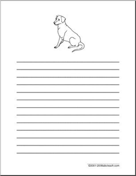 printable writing paper with dogs essay dog as a domestic animal dissertationsynonym x fc2 com