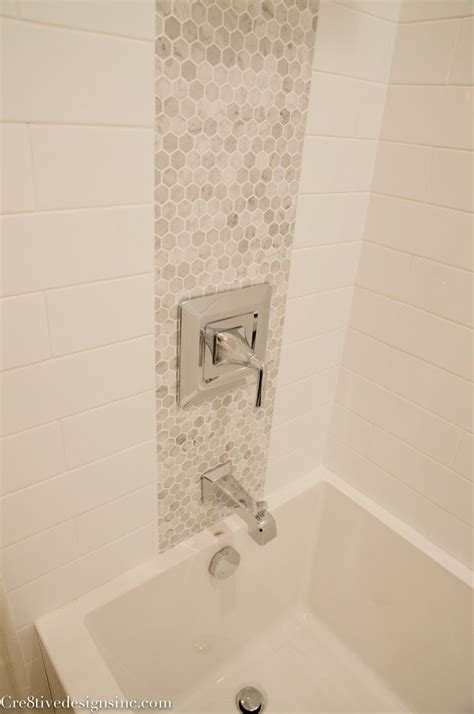 bathroom tile border height accent tiles for bathroom home ideas
