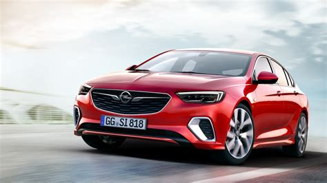 2018 opel insignia 2018 opel insignia gsi is quicker than old insignia opc at