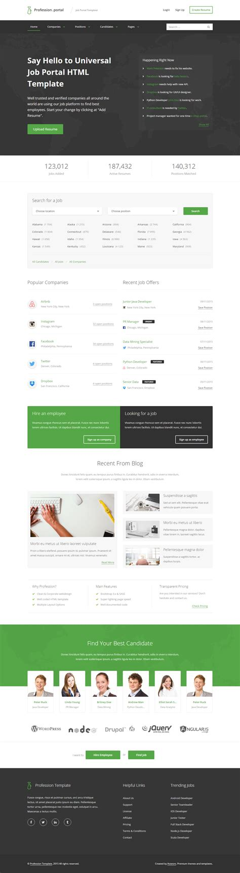 Lovely Free Web Templates Html Templates Design Board Website Template