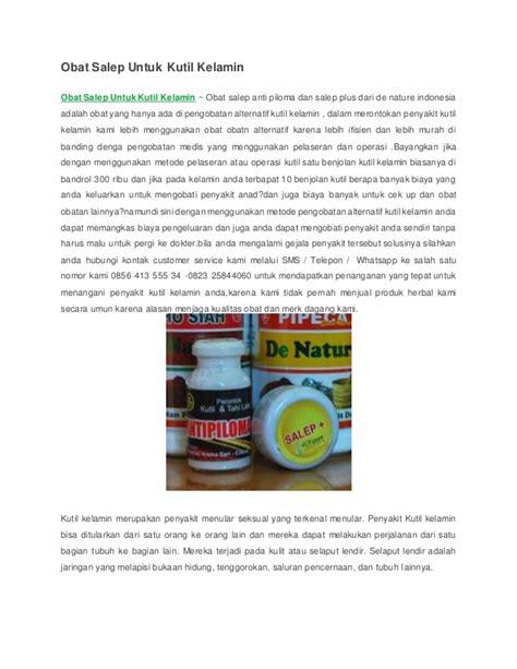 Obat Kutil Gratis Salep Plus obat salep untuk kutil
