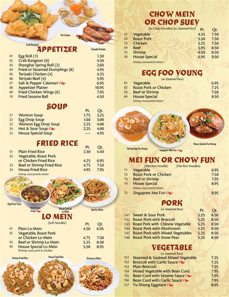 Lin S Kitchen S Kitchen Menu